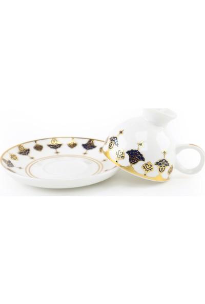Byblos Glassware Türk Kahvesi Fincan Takımı
