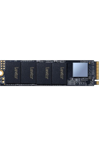 Lexar NM610 NVMe 250GB 2100/1200 MB/s M.2 PCIe SSD (LNM610-250RBNA)