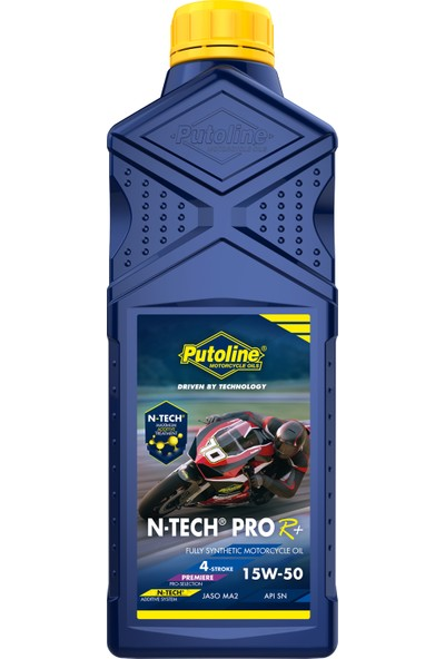 Putoline N-Tech Pro R+ 15W-50 Motor Yağı 1 lt