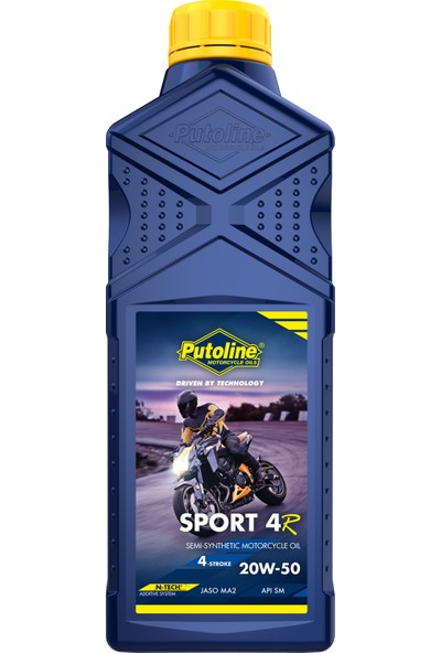 Putoline Sport 4r 20W-50 Motor Yağı 1 lt