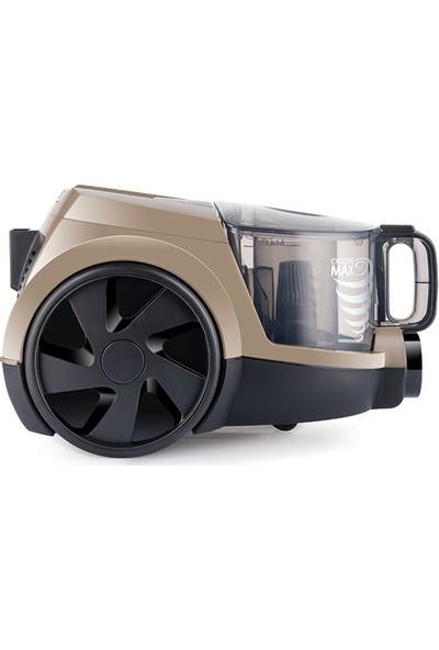 Arnica Pika Turbo ET14411 Toz Torbasız Elektrikli Süpürge Rose Gold