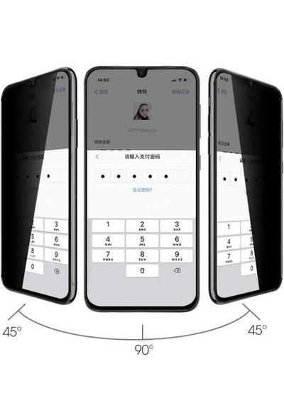 Case Street Oppo A31 Privacy Gizlilik Filtreli Hayalet Cam