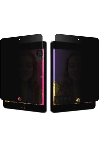 Case Street Apple iPad 6 Ekran Koruyucu Privacy Gizlilik Filtreli Hayalet Cam