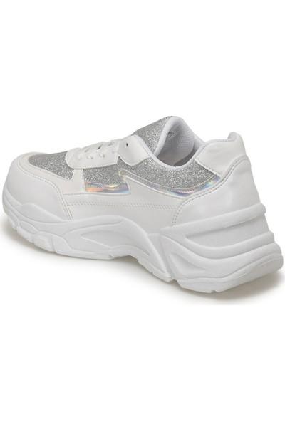 Butigo 20SF-1000 Beyaz Kadın Sneaker Ayakkabı