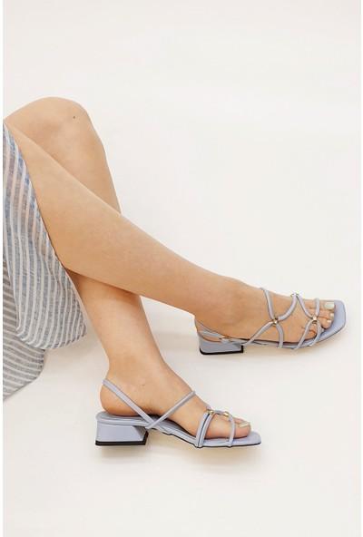 Marjin Kadın Litave Düz Sandalet