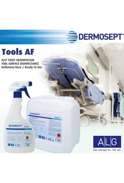 Dermosept Alet ve Yüzey Dezenfektanı Tools Af 4250 ml
