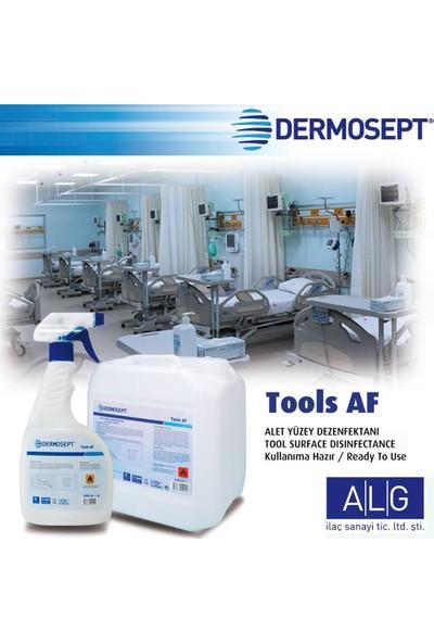 Dermosept Tools Af Alet Yüzey Dezenfektani 1000 ml
