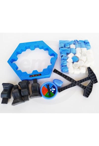 Gökkuşağı Buz Tuzağı Buz Kırma Zeka Strateji Oyunu