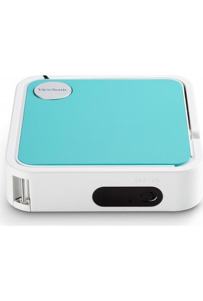 Viewsonic M1 Mini Plus Dahili JBL Hoparlör Batarya LED Wi-Fi Cep Projeksiyon Cihazı