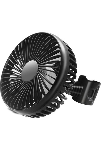 Ssmobil Araç Arka Koltuk Vantilatör Fan Soğutucu 12V-24V