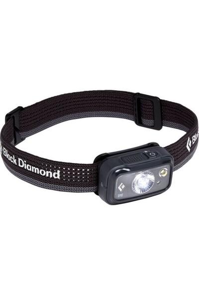 Black Dıamond Spot 325 Headlamp Outdoor Kafa Lambası Gri