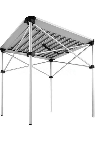 King Camp Aluminyum Katlanabilir Masa