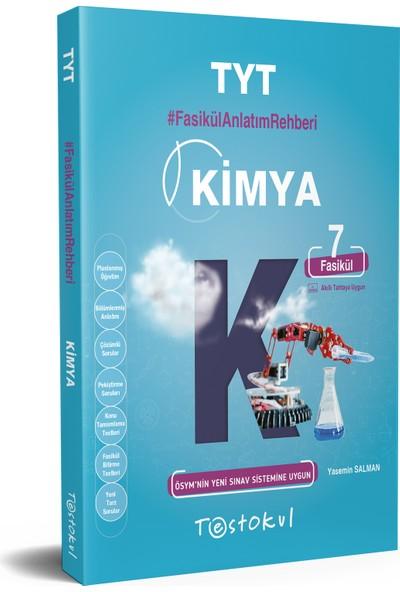 Test Okul Yayınları TYT Kimya Fasikül Ders Anlatım Rehberi