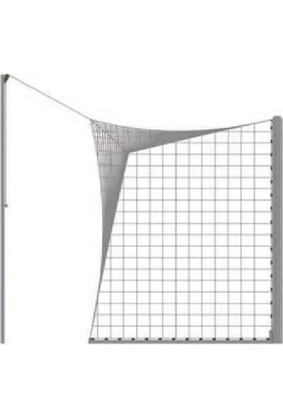 Alfa File Nizami Futbol Kale Filesi 2.5 mm Polyamid 11 x 11 cm