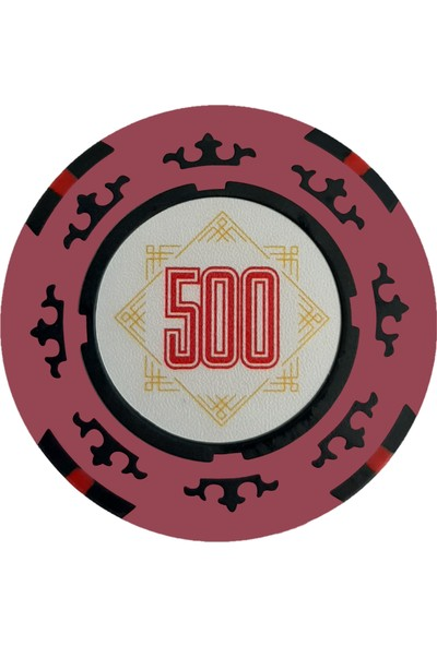 Cartamundı Clay (Kil) Poker Chip 14 Gr