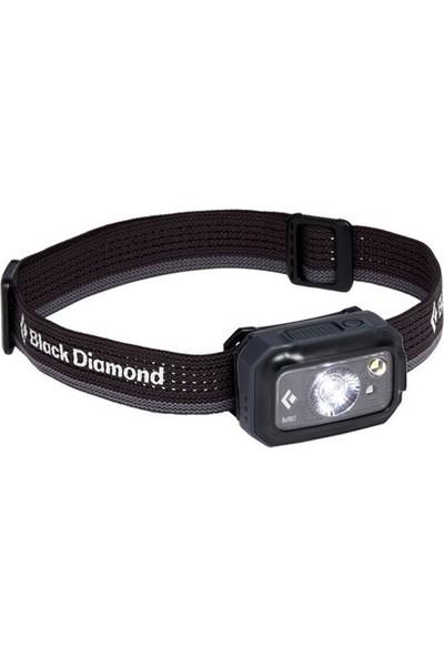 Black Diamond Revolt 350 Headlamp Outdoor Kafa Lambası Koyu Gri