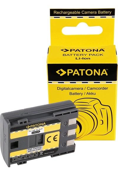 Patona Canon Fotoğraf Makineleri İçin Nb-2lh Batarya