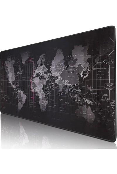 Gamingburada 70x30cm Dünya Baskılı Mouse Pad
