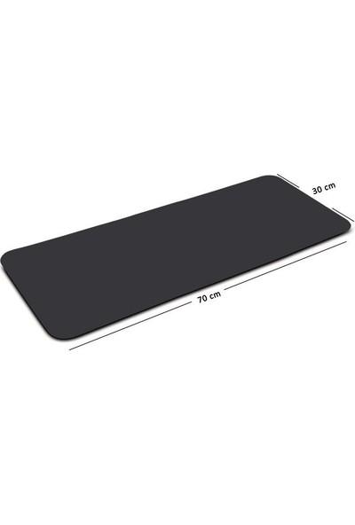 Gamingburada 70x30cm Mouse Pad Siyah