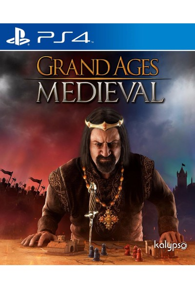 Grand Ages Medieval PS4 Oyun