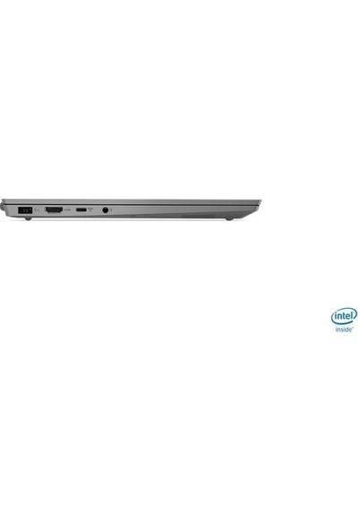 "Lenovo ThinkBook 13S-IML Intel Core i5 8265U 8GB 512GB SSD 540X Windows 10 Pro 13.3"" FHD Taşınabilir Bilgisayar 20R900DETXH13"