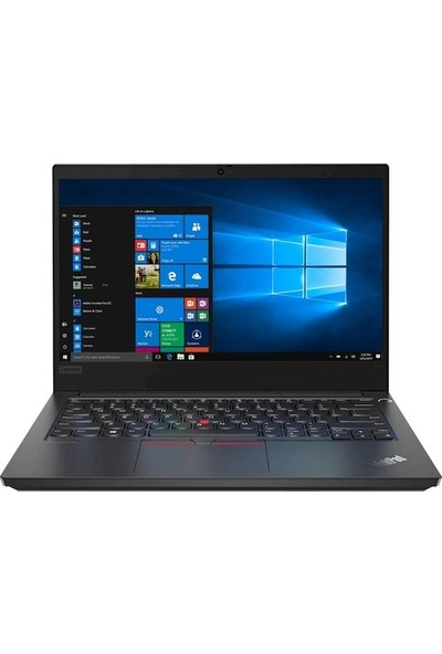 "Lenovo E14 Intel Core i5 10210U 16GB 512GB SSD Windows 10 Pro 14"" FHD Taşınabilir Bilgisayar 20RAS11D00H18"