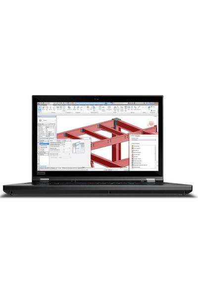 """Lenovo MWS P53 Intel Xenon E-2276M 32GB 1TB SSD RTX5000 Windows 10 Pro 15.6"""" FHD Taşınabilir Bilgisayar 20QN003XTX"""