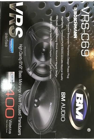 Bm Audio Boschmann Profesyonel Midrange Oval Hoparlör 2 Adet