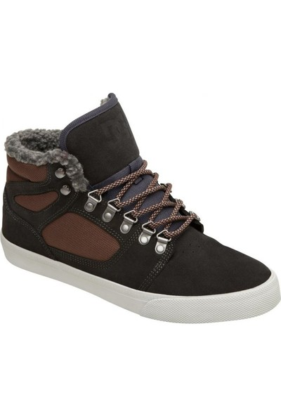 Dc Reset Hi Le Shoe Dark Grey