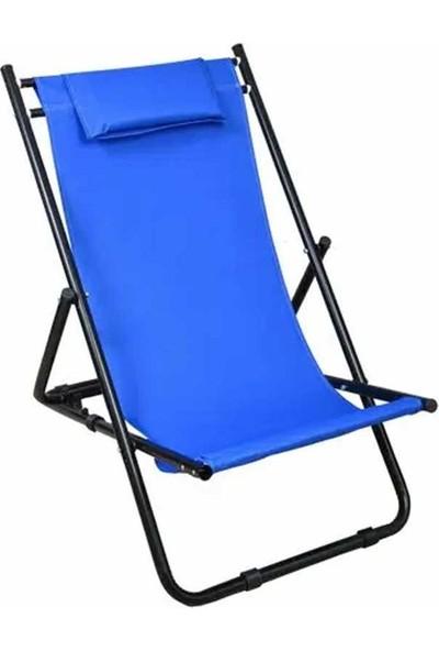 Funky Chaırs Katlanır 5 Kademeli Plaj Şezlong Sandalye