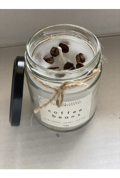 Value Design Coffee Beans Kokulu Mum 200 gr