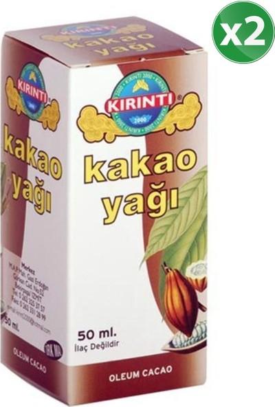 Kırıntı Kakao Yağı 50 cc 2'li