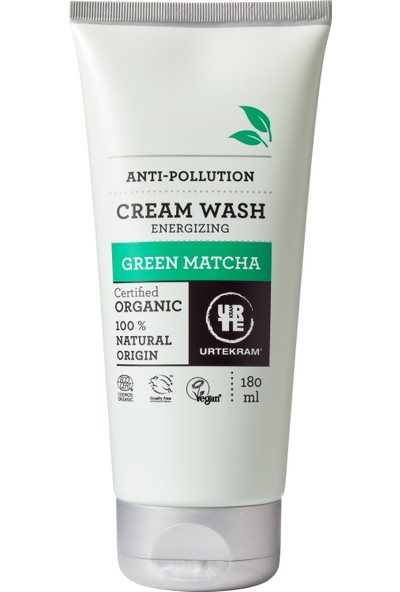 Urtekram Organik Green Matcha Özlü Duş Jeli 180 ml