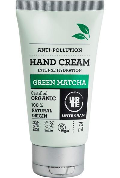 Urtekram Organik El Kremi (Yeşil Maça, Green Matcha) 75ML