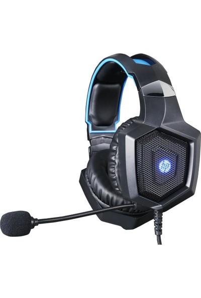HP H320 GS Işıklı Mikrofonlu Kulaklık