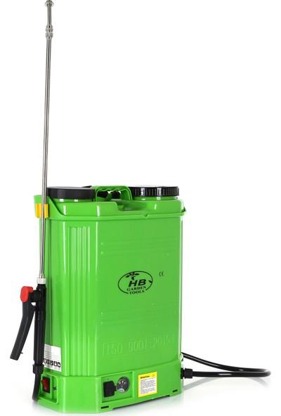 HB Hb Garden Tools Akülü Şarjlı Ilaçlama Pompası Ulv Ucu Yeni Üretim !