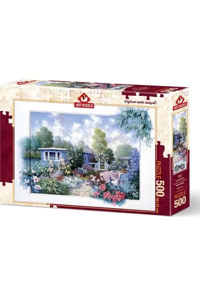 Art Puzzle 500 Parça Puzzle