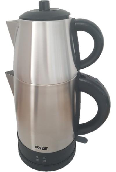 Fms E-4000S Alaçatı Çaycı Elektrikli Çay Makinesi
