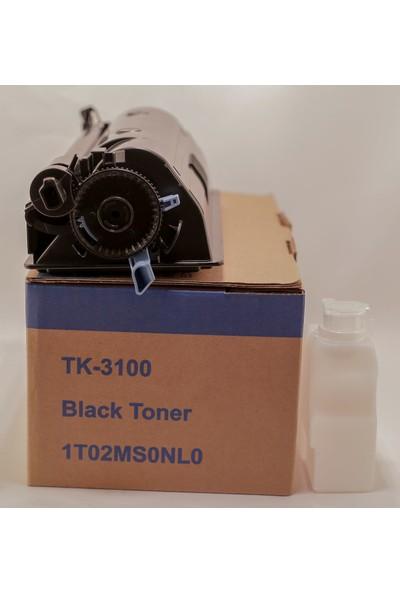 Reel Ecosys M3540DN M3040IDN M3040DN M3540IDN Toner (TK-3100) 15000 Sayfa Siyah