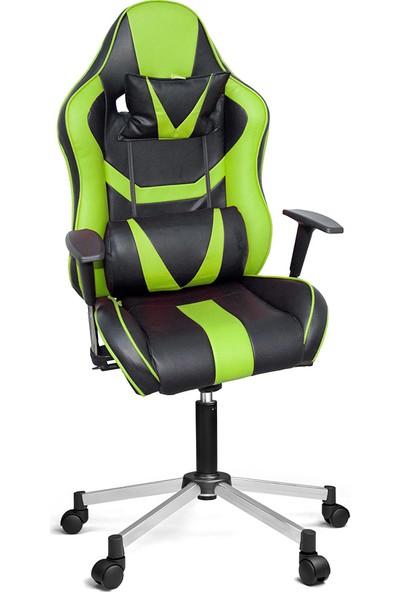 OfisinHazır Tulpar Oyuncu Koltuğu / Yeşil