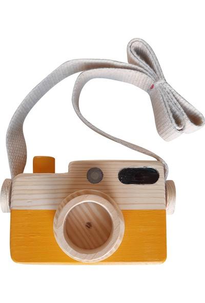Ormanca Fotoğraf Makinesi