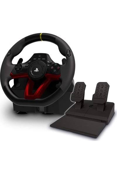 Hori Playstation 4 Wireless Racing Wheel Apex Lisanslı Sony PS4 Direksiyon Seti