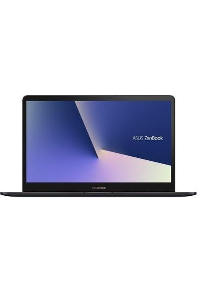 "Asus ZENBOOK UX580GD-BN013T Intel Core i7 8750H 16GB 512GB SSD GTX1050 Windows 10 Home 15.6"" FHD Taşınabilir Bilgisayar"