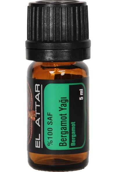 El Attar Spaın %100 Saf ve %100 Doğal Bergamot Yağı (Parfüm Yapımı Için De Uygun Esansiyel ve Uçucu)