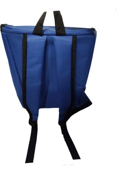 Eziva Home 27 lt Kamp Piknik Termos Buzluk Çantası Mavi