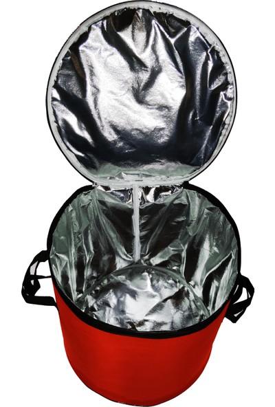 Eziva Home Kamp - Piknik Bagaj Buzluk Çantası 50 lt Turkuaz