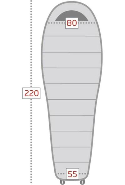 Loap Dauhali -3°C Uyku Tulumu