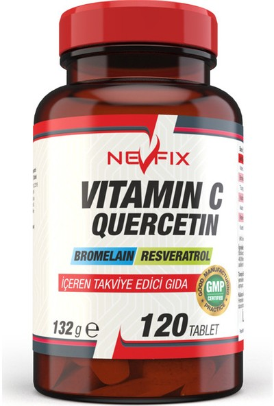 Ncs Vitamin C 1000 mg 120 Tablet Omega 3 200 Kapsül