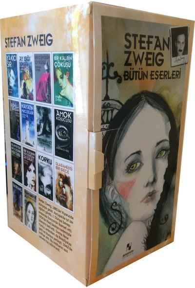 Stefan Zweig 14 Kitap Kutulu Set