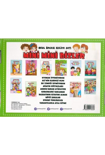 Okul Öncesi Eğitici Hikaye Seti Mini Mini Bizler